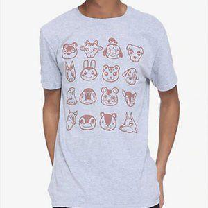 Hot Topic Animal Crossing Character Tee